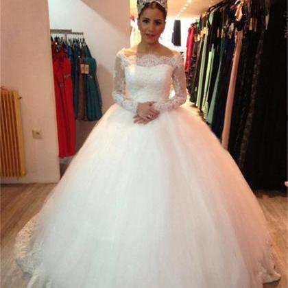 Elegant Wedding Dress, Wedding Ball..