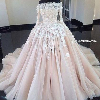 Long Sleeve Wedding Dress, Wedding ..