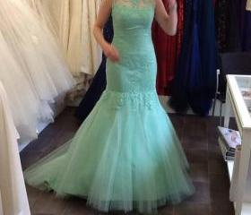 Mermaid Mint Green E..