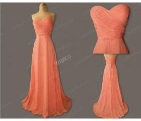 Coral Colored Long B..