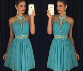 Turquoise Blue Party..