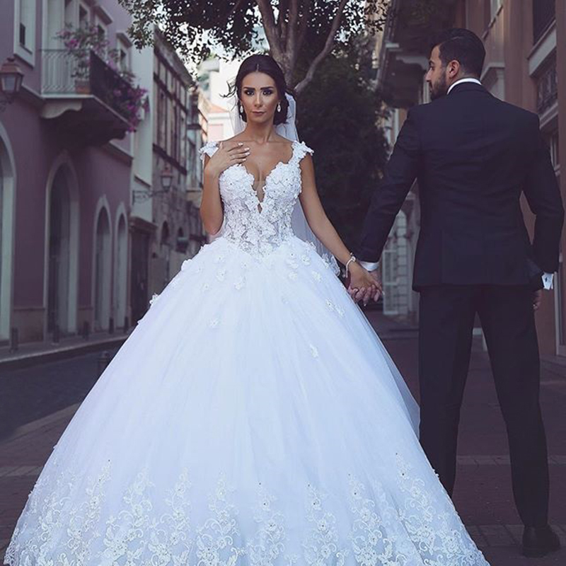 a878ea9934e Saudi Arabic Wedding Dress