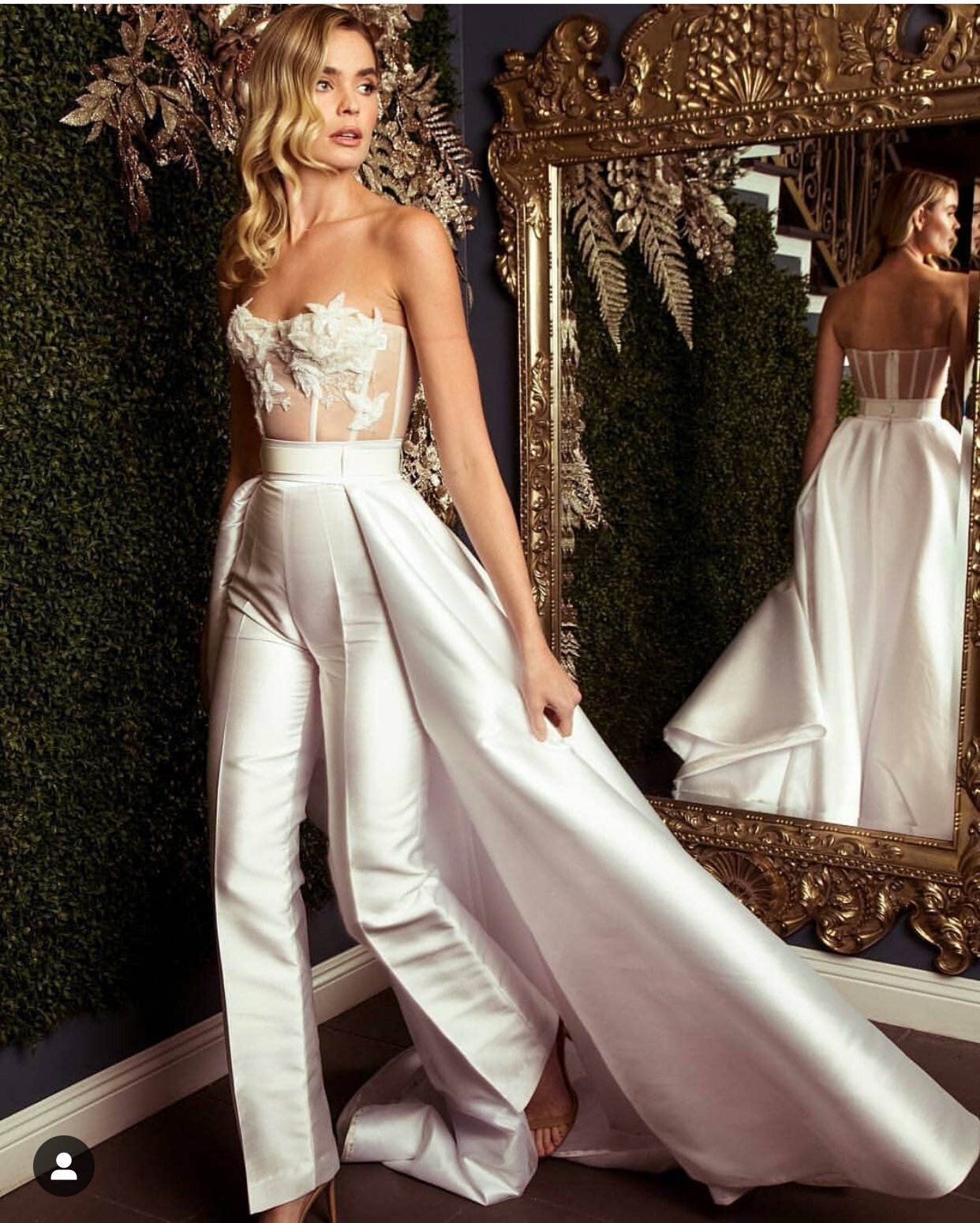 Jumpsuits To Wear To A Wedding: Jumpsuits For Women, White Evening Dresses Pants, Elegant