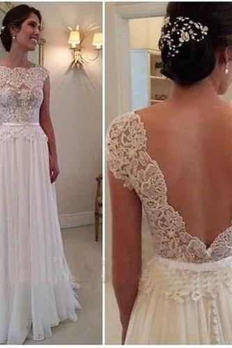 cap sleeve lace applique wedding dresses cheap a line tulle elegant beaded bridal dresses robe de mariee 2020