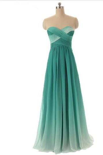 Gradient Prom Dresses, Hunter Green Prom Dress, Sparkly Prom Dress, Sexy Formal Dresses, Backless Prom Dress, Long Prom Dress, Prom Dresses 2017, Cheap Formal Dresses